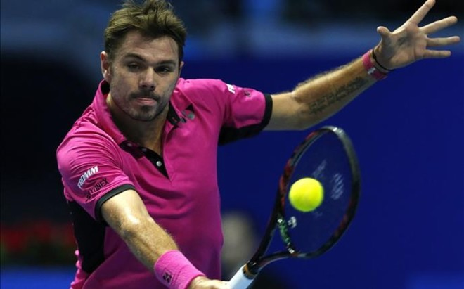 Stan Wawrinka disputar� este domingo su quinta final de la temporada