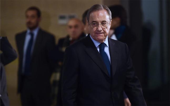 Flo Perez nhiều khả năng sẽ bị mất ghế chủ tịch Real