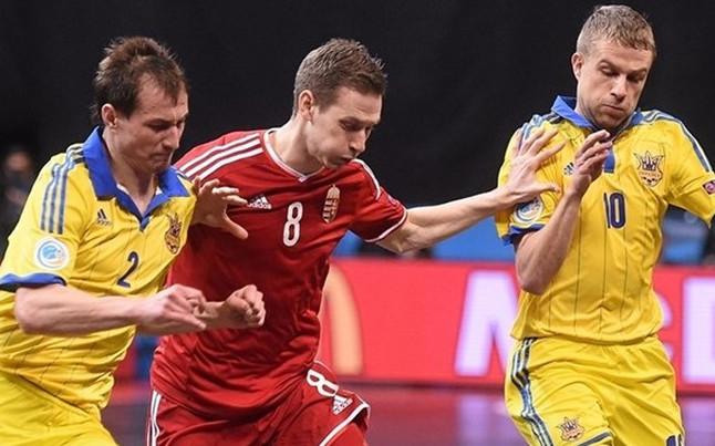 Ucrania vence a Hungría y luchará con España por la primera plaza del grupo