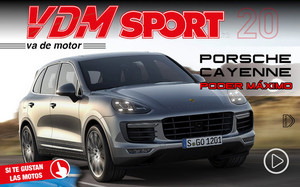 VDM SPORT #20 disponible gratis en Apple Store y Google Play