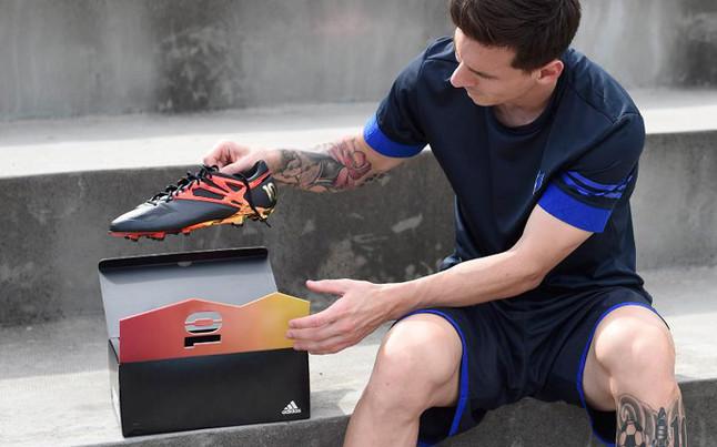 huge selection of 0cf54 ff815 botas nuevas de futbol de messi