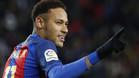 Neymar volvió a ser decisivo para el FC Barcelona