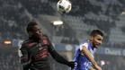 Mario Balotelli censuró los insultos racistas de la afición del Bastia