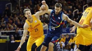 Barça Lassa y MoraBanc Andorra miden sus fuerzas en el Palau este domingo