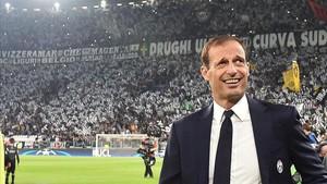 La renovación de Allegri se oficializará una vez resuelta la eliminatoria frente al Mónaco