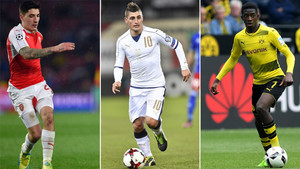 Héctor Bellerín (Arsenal), Marco Verratti (PSG) y Ousmane Dembélé (Borussia Dortmund) son los grandes objetivos del Barça 2017/18