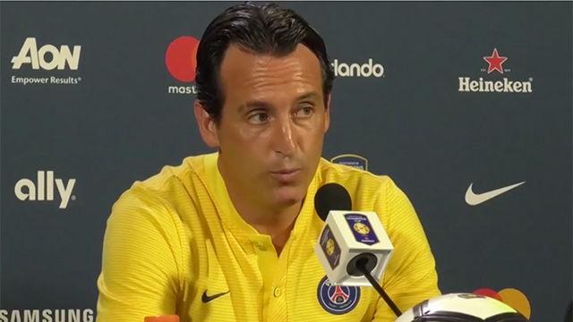Emery confirma que el PSG está interesado en Neymar