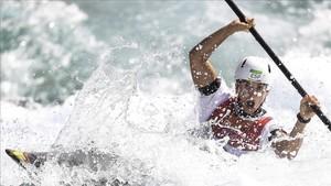 Chourraut dominó en K1 los Campeonatos de España