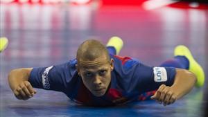 Ferrao lleva ya 101 goles con el Barça Lassa en la Liga