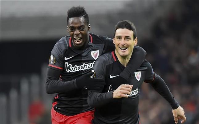 El Athletic bate al Marsella con un espectacular golazo de Aduriz