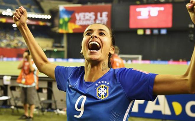 Andressa Alves disput� el pasado Mundial de Canad�