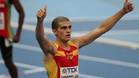 Bruno Hortelano es el atleta más rápido de España