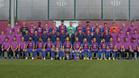 El FC Barcelona 2016/17 ya tiene foto oficial