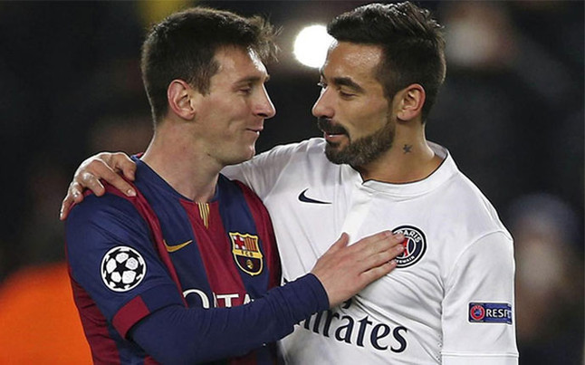Bara 15 days to sign lavezzi 433 news a fee of 5m would be needed to sign lavezzi in january and lavezzi is said to be open to the move and willing to act as support for barcas usual front voltagebd Images