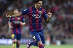 Luis Su�rez lleg� al FC Barcelona este verano