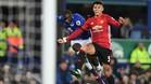 Marcos Rojo, defensa del Manchester United