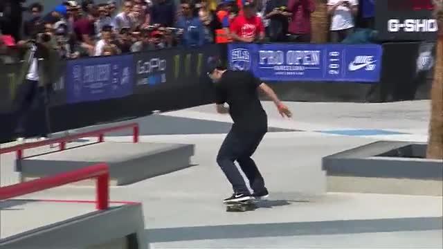 �M�s de 5.000 personas fueron testigos durante este fin de semana del mejor skateboard internacional en Barcelona