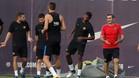 El 'nuevo tridente' para Messi