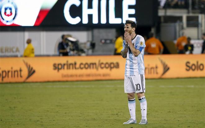 Messi, tras la final