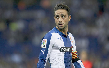 Sergio Garc�a, mejor jugador catal�n del a�o