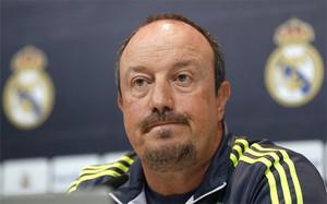 El vestuario del Real Madrid está muy molesto con Rafa Benítez por sus declaraciones