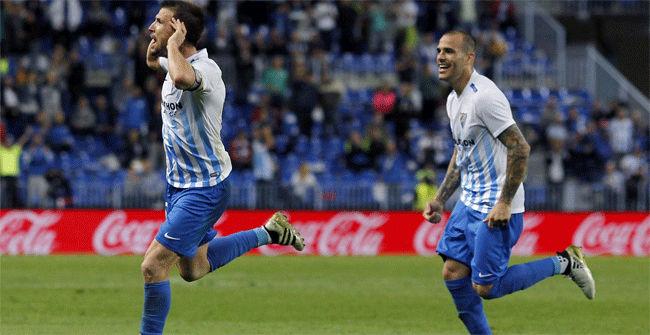 V�deo resumen M�laga - Legan�s (4-0). Jornada 9, Liga Santander 2016/17