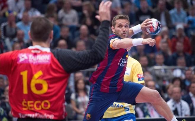 Vuelve la Champions League de balonmano con el Bar�a como uno de los aspirantes