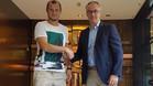 Zozulya ya es nuevo jugador del Betis