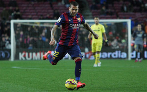 Media Europa suspira por Alves