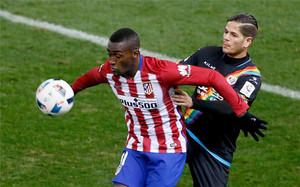 El Atlético rechaza una oferta por Jackson