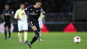 Cristiano Ronaldo ha marcado el segundo gol