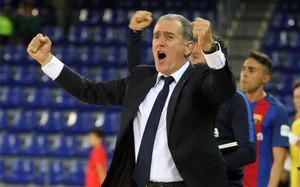 Andreu Plaza espera que el Barça Lassa siga progresando