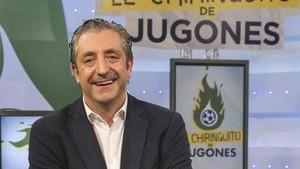 Josep Pedrerol, responsable de El Chiringuito