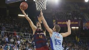 Ante Tomic disputará su partido 300 en Liga Endesa este domingo ante el Estudiantes