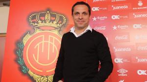 Sergi fue presentado oficialmente por el Mallorca