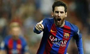 Messi ha escrito un mensaje en Facebook