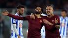 Salah marcó por duplicado en Pescara