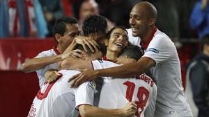 El Sevilla se jugará la tercera posición y podría decantar el título de liga