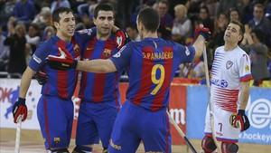 El Barça Lassa ha ganado ya la OK Liga y la Copa del Rey