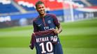 Así ha sido la presentación de Neymar con el PSG