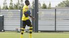 Dembélé mantiene su pulso con el Borussia Dortmund