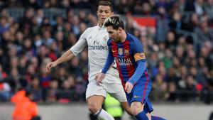 El técnico del Sporting de Lisboa compara a Messi y Cristiano Ronaldo