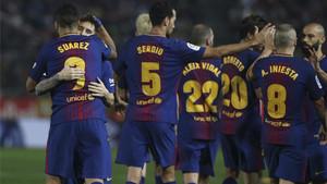 El Barça, a seguir su racha en Liga