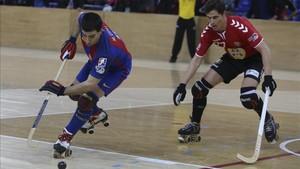 Barça y Vendrell se verán las caras en el pabellón de Calafell