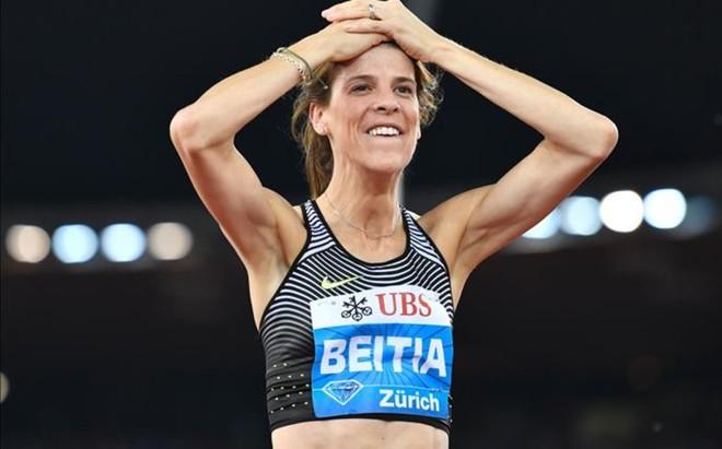 Beitia, campeona ol�mpica de salto de altura, aspira a entrar en la asamblea de la RFEA