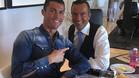 El amigo de Cristiano Ronaldo vuelve a la �rbita del Bar�a
