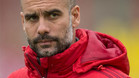 Pep Guardiola critica la Copa del Rey