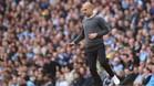 Guardiola disfrutó como nunca con el juego de su equipo