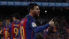 La cena secreta de Jorge Messi en Barcelona