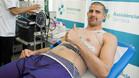 Moerman pasó revisión médica con el FC Barcelona este pasado miércoles